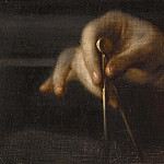 Salvator Rosa - Study of a Hand