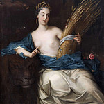 Alexander Roslin - Ceres or Allegory of the Element Earth