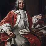 Antoine Pesne - Arvid Bernard Horn of Ekebyholm (1664-1742) [After]