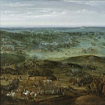 Gustaf Wilhelm Palm - The Battle of Nördlingen [Attributed]