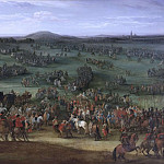 Count Johann Georg Otto Von Rosen - The Battle of Nördlingen II [Attributed]