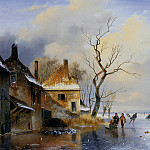 , Andreas Schelfhout