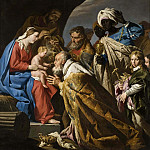 Guido Reni - The Adoration of the Magi