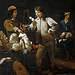 Элиу Веддер - In the Studio, 1652