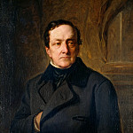 Portrait of the banker Joachim Heinrich Wilhelm Wagener