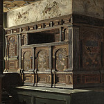 Peter Snijers - King Karl IX's Bedchamber at Gripsholm