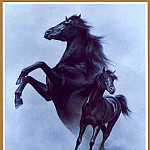 lrs Stone Fred Black Stallion, Ал Блэк