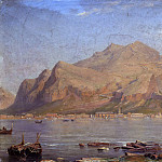 Jacob Jacobs - Monte Pellegrini at Palermo