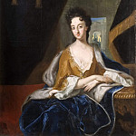 Scarsellino (Ippolito Scarsella) - Portrait of Ulrika Eleonora the younger