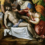 Giulio Campi - Lamentation of Christ