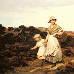 Slocombe_Frederick_Albert_Picking_Berries, Albert F King