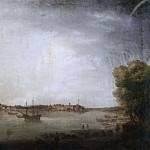 Olof Johan Sodermark - Drottningholm Castle [Attributed]
