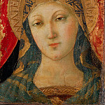 Domenico di Michelino - The Virgin with Saint Anne