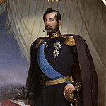 Johan Gustaf Sandberg - Oskar I (1799-1859), King of Sweden and Norway
