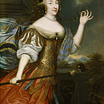 Alexander Roslin - Anna Maria Lovisa (1627-1693), Duchess of Montpensier [After]