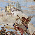 Bellerophon on Pegasus, Giovanni Battista Tiepolo