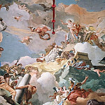 Giovanni Battista Tiepolo - The Apotheosis of the Spanish Monarchy