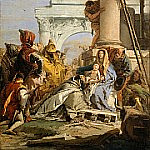 Giovanni Battista Tiepolo - The Adoration of the Magi