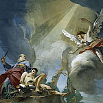 Giovanni Battista Tiepolo - The Sacrifice of Isaac