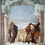 Rage of Achilles, Giovanni Battista Tiepolo