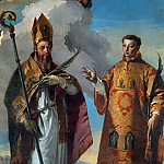 Saints Hermagoras and Fortunatus of Aquileia, Giovanni Battista Tiepolo