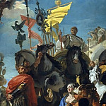 Giovanni Battista Tiepolo - The Triumph of Marius