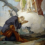 The Three Angels Appearing to Abraham, Giovanni Battista Tiepolo
