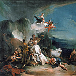 Giovanni Battista Tiepolo - The Rape of Europa