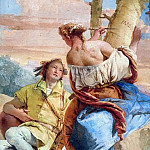Giovanni Battista Tiepolo - Angelica and Medoro