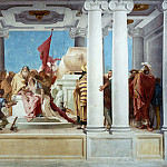 Giovanni Battista Tiepolo - The Sacrifice of Iphigenia