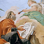 The Prophet Isaiah, Giovanni Battista Tiepolo