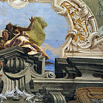 Justice allows Harmony to Triumph, Giovanni Battista Tiepolo