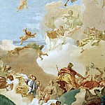 Giovanni Battista Tiepolo - The Apotheosis of the Pisani Family