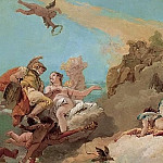 Giovanni Battista Tiepolo - The Apotheosis of Admiral Vettor Pisani