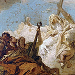 The Theological Virtues, Giovanni Battista Tiepolo