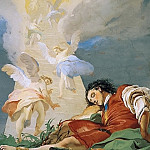 Jacobs dream, Giovanni Battista Tiepolo