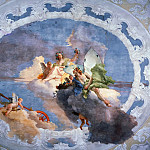 Giovanni Battista Tiepolo - Allegory of spring (Flora and Sephir)
