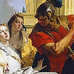 Scene from Ancient History, Giovanni Battista Tiepolo