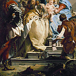 Giovanni Battista Tiepolo - Adoration of the Magi