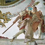 Heralds and page, Giovanni Battista Tiepolo
