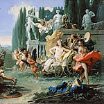 The Empire of Flora, Giovanni Battista Tiepolo