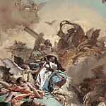 The Coronation of the Virgin, Giovanni Battista Tiepolo