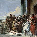 Return of the Prodigal Son, Giovanni Battista Tiepolo