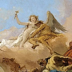 Giovanni Battista Tiepolo - TIME DISCOVERING TRUTH