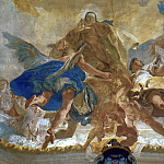 Giovanni Battista Tiepolo - The Apotheosis of St. Theresa
