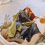 The prophet Jeremiah, Giovanni Battista Tiepolo