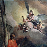 Christ in Gethsemane, Giovanni Battista Tiepolo