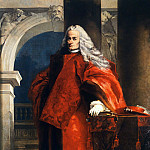 Portrait of Attorney Querini, Giovanni Battista Tiepolo