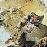 Miracle of the Holy House of Loreto, Giovanni Battista Tiepolo