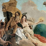 Giovanni Battista Tiepolo - The Triumph of Truth